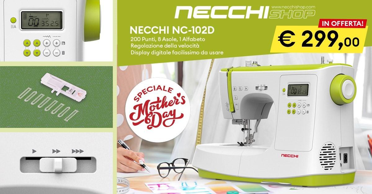 Necchi NC102D