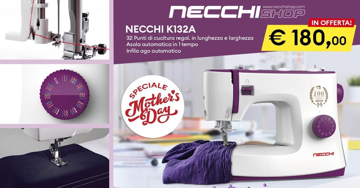 Necchi K132A
